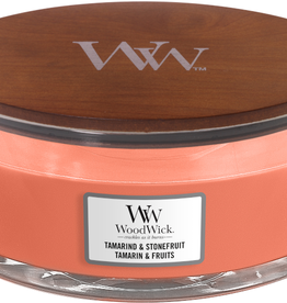 WoodWick Stonefruit Ellipse Candle