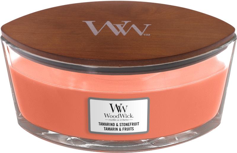 WoodWick Stonefruit Ellipse Candle