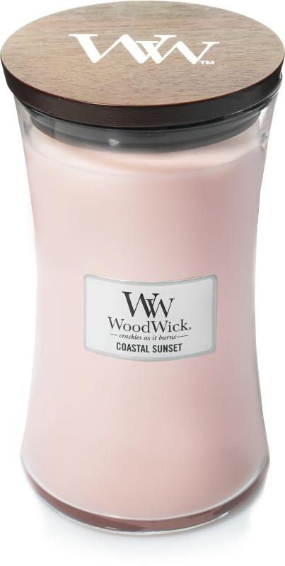 WoodWick Coastal Sunset Large