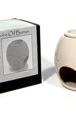 Globe Burner White