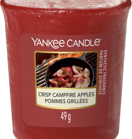 YC Crisp Campfire Apples Votive