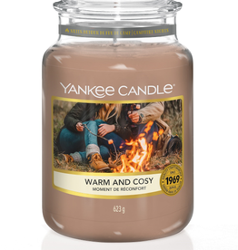 YC Warm & Cosy Large Jar