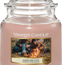 YC Warm & Cosy Medium Jar