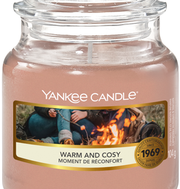 YC Warm & Cosy Small Jar
