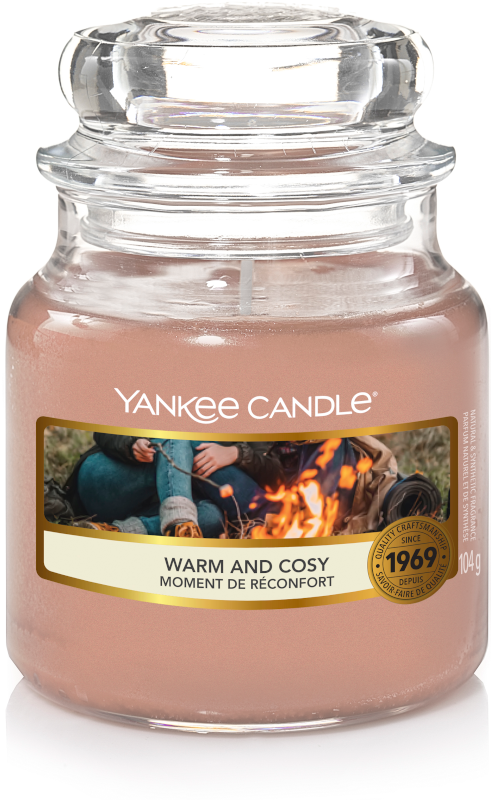 YC Warm & Cosy Small Jar