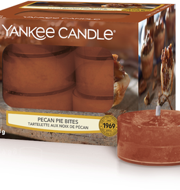YC Pecan Pie Bites Tea Lights 12 st.