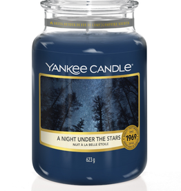 YC A Night Under The Stars Large Jar