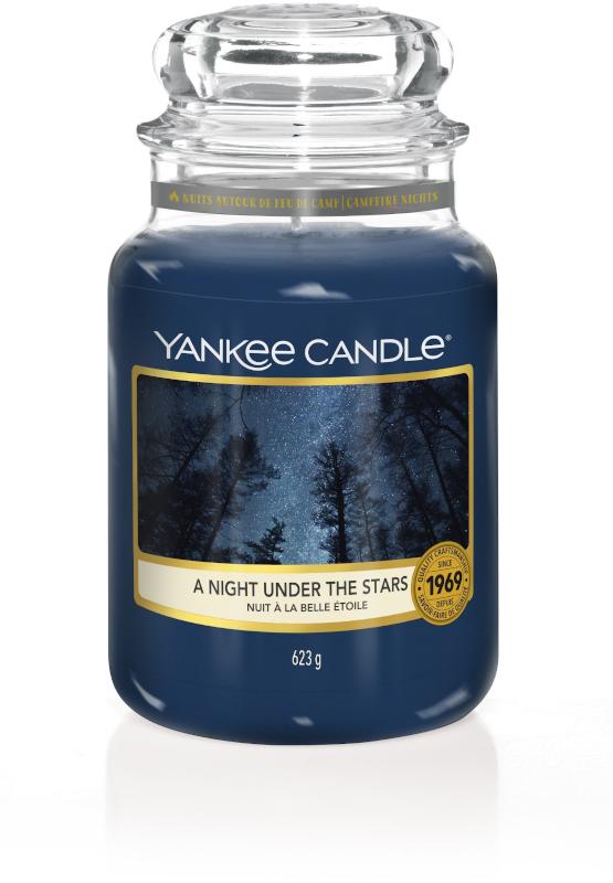YC A Night Under The Stars Large Jar