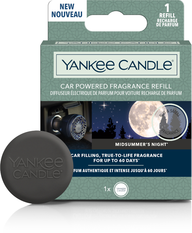 YC Midsummers Night Car Powered Fragrance Diffuser Refill