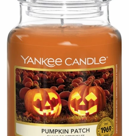 Yankee Candle Large Jar Halloween Pumpkin Patch  Special