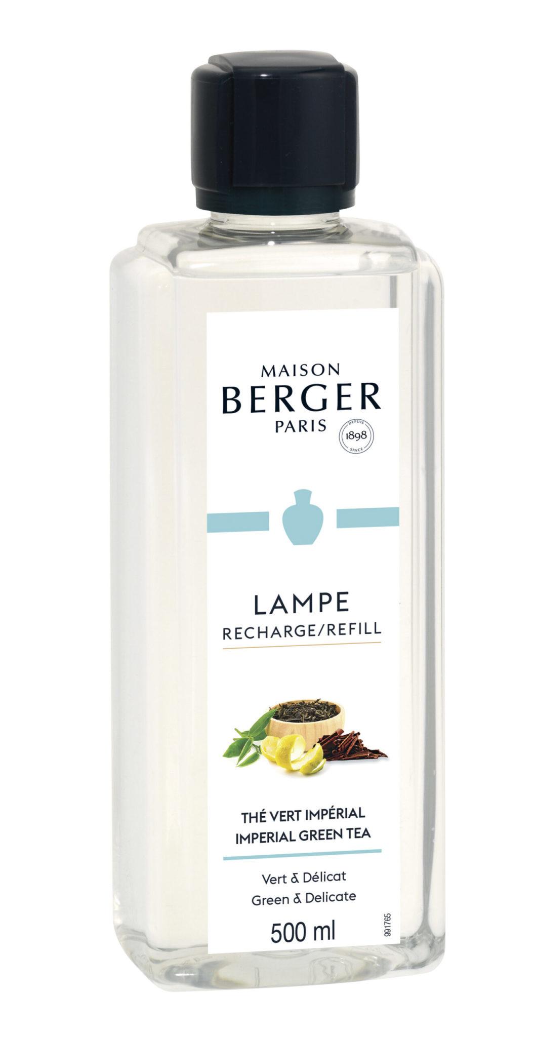 Lampe Berger Thé Vert Impérial 500ml