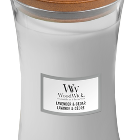 WW Lavender & Cedar Large Candle