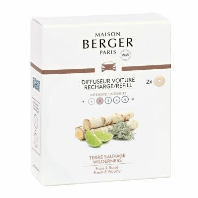 Maison Berger Navulling Autoparfum  Terre Sauvage