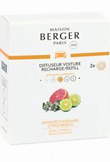 Maison Berger Navulling Autoparfum Envlée D' Agrumes
