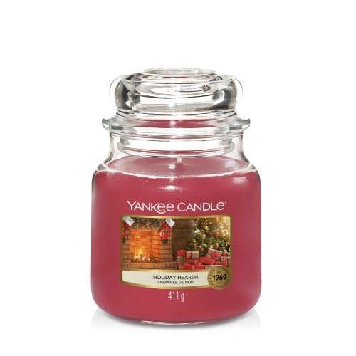 Yankee Candle Medium Jar Holiday Hearth