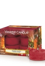 Yankee Candle Tea Light Candles Holiday Hearth