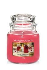Yankee Candle Medium Jar Christmas Morning Punch