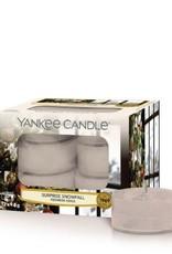 Yankee Candle Tea Light Candles Surprise Snowfall