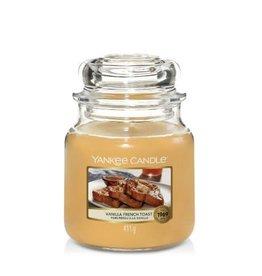 Yankee Candle Medium Jar Vanilla French Toast
