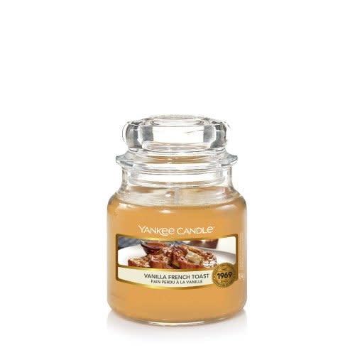 Yankee Candle Small Jar Vanilla French Toast