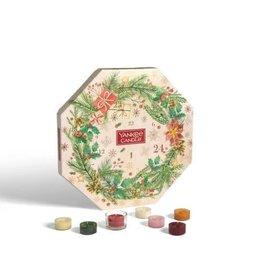 Yankee Candle Christmas Advent Wreath Calendar 2020