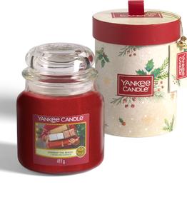 YC Magical Christmas Morning 1 Medium Jar