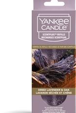 YC Dried Lavender & Oak Refill Electric Fragrance