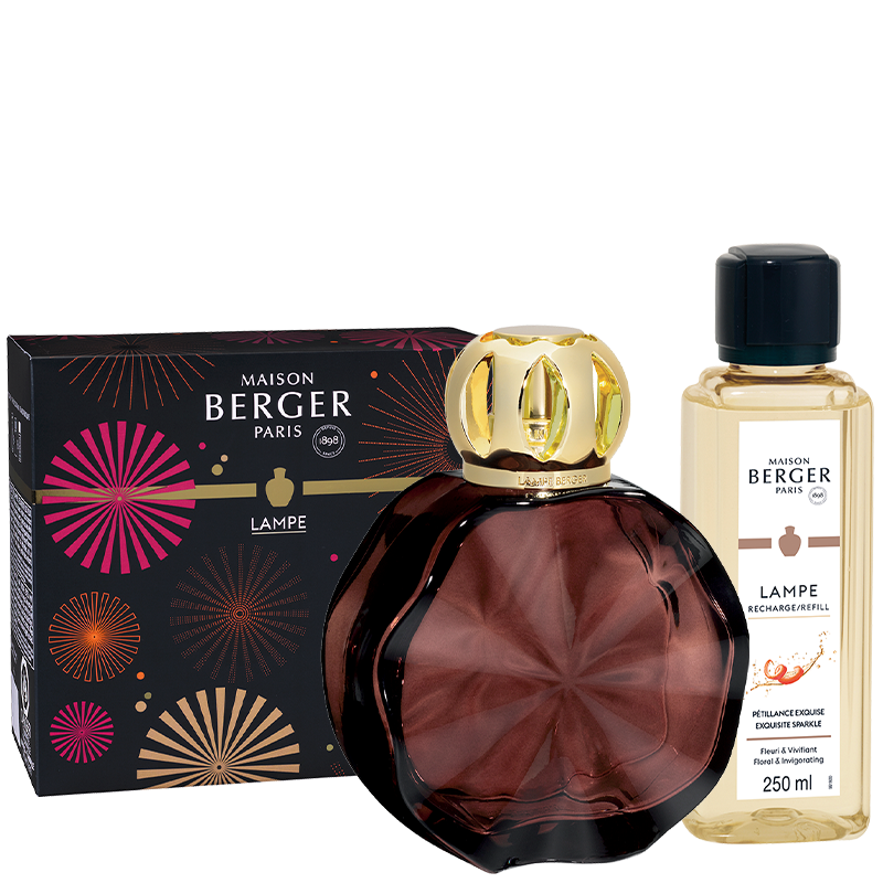 Lampe Berger Giftset Cercle Prune