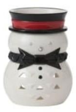 Yankee Candle Jackson Frost & Party Penguin Tea Light Holder Luminary