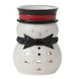 Yankee Candle Jackson Frost & Party Penguin Tea Light Holder Luminary