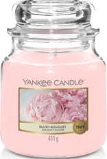 YC Blush Bouquet Medium Jar