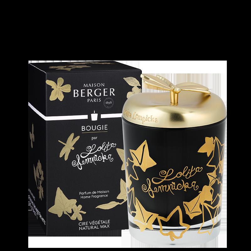 Maison Berger Lolita Lempicka  Black  Edition Geurkaars