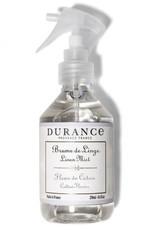 Durance Linnenmist spray katoenbloem 250ml