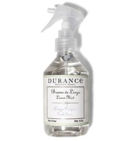 Durance Linnenmist spray fresh linen 250ml