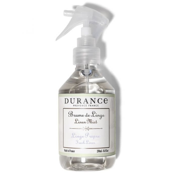 Durance Linnenmist spray fresh linen 250ml