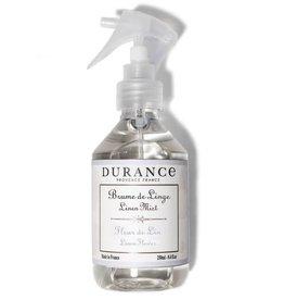 Durance Linnenmist spray linnenbloesem 250ml
