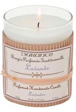 Durance Geurkaars handgemaakt 180 gr Lavender