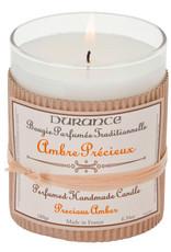 Durance Geurkaars handgemaakt 180 gr Precious Amber