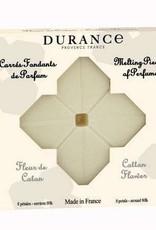 Durance Wax smeltblokjes Katoen bloem (80uur)