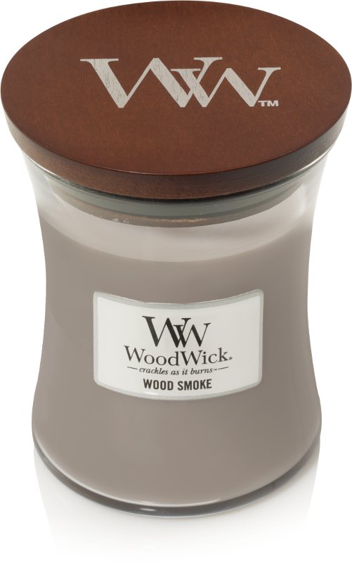 WW Wood Smoke Medium Candle