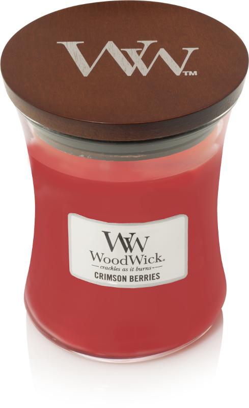 WW Crimson Berries Medium Candle