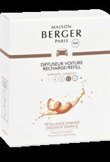 Maison Berger Navulling autoparfum 2 stuks Exquisite Sparkle