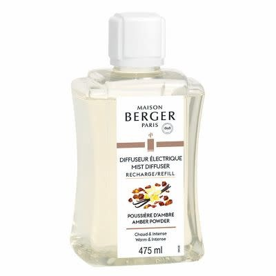 Maison Berger Navulling 475ml Mist Diffuser Amber Powder