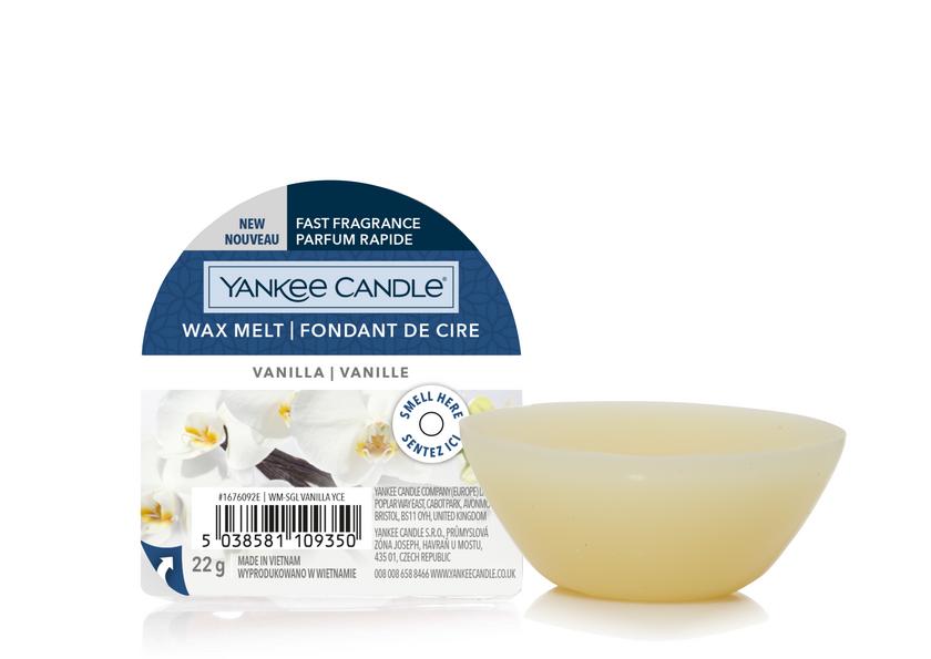 YC Vanilla New Wax Melt