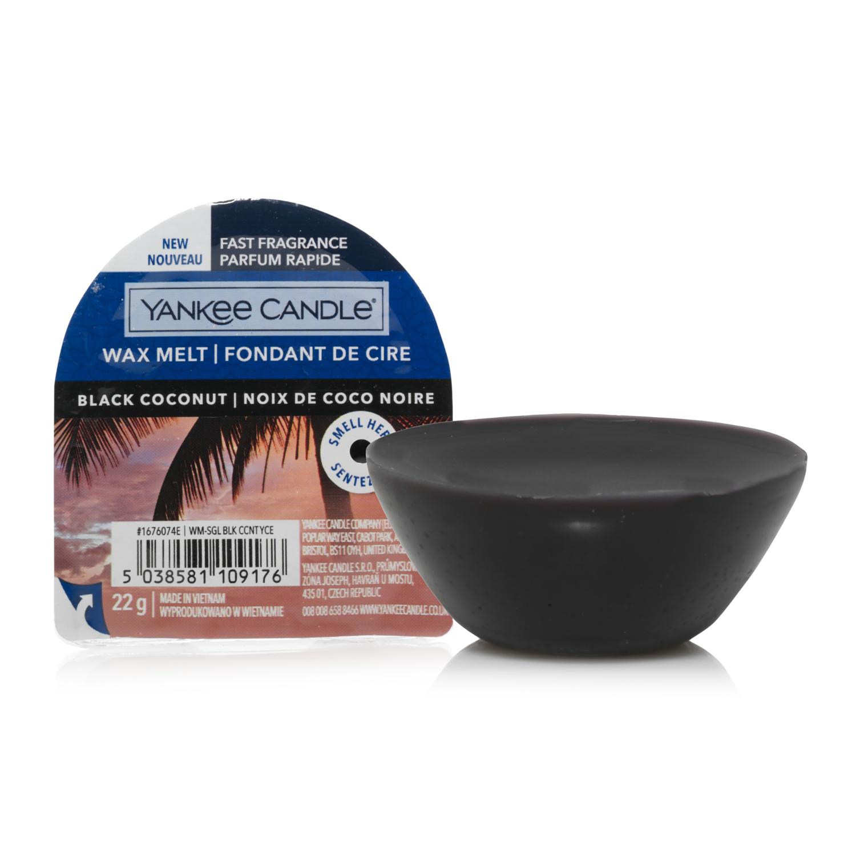 YC Black Coconut New Wax Melt