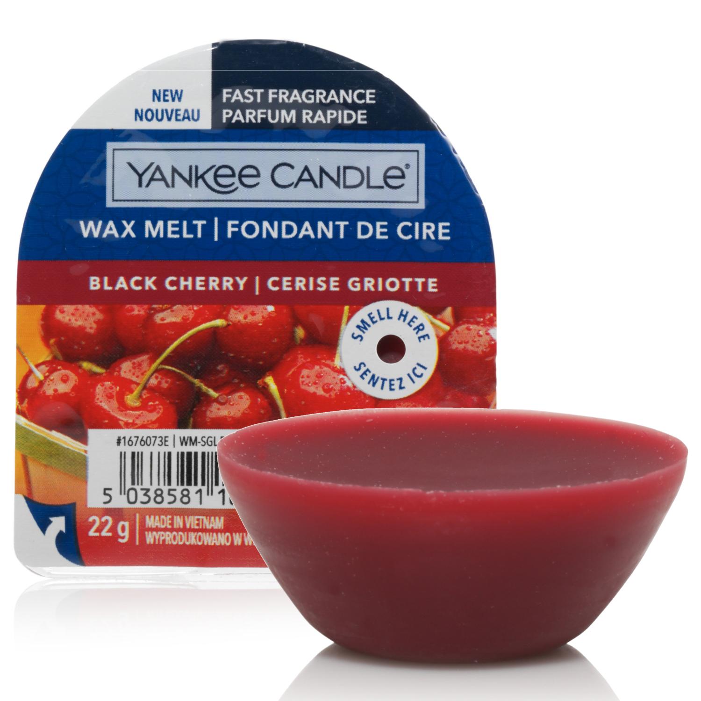 YC Black Cherry New Wax Melt