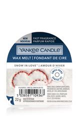 YC Snow in Love New Wax Melt