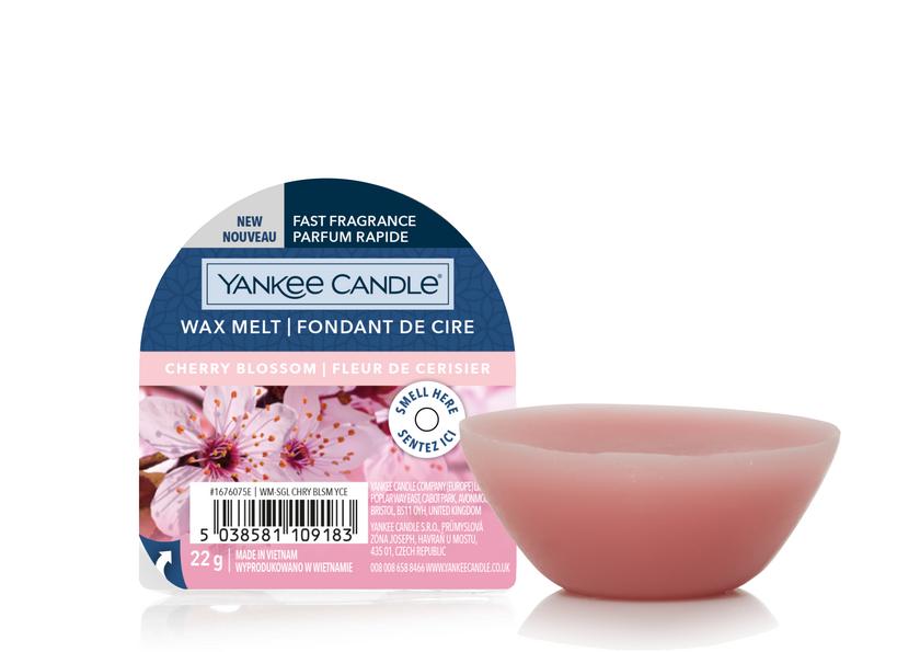 YC Cherry Blossom New Wax Melt