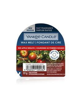 YC Red Apple Wreath New Wax Melt