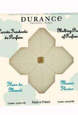 Durance Wax smeltblokjes Monoï bloem (80uur)